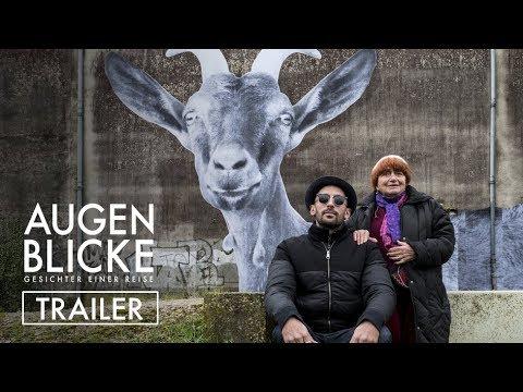 AUGENBLICKE: Gesichter einer Reise | Offizieller Trailer Deutsch HD