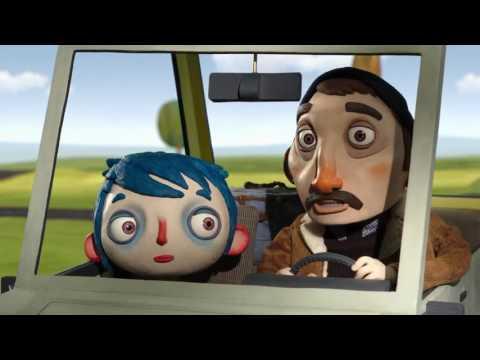MA VIE DE COURGETTE - Trailer (Mein Leben als Zucchini, CH, F, 2016) - Anidrom