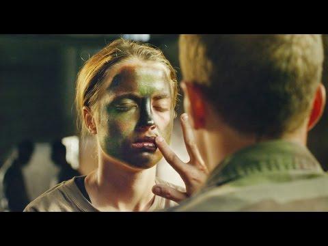 LES COMBATTANTS (Official Trailer) german deutsch untertitel
