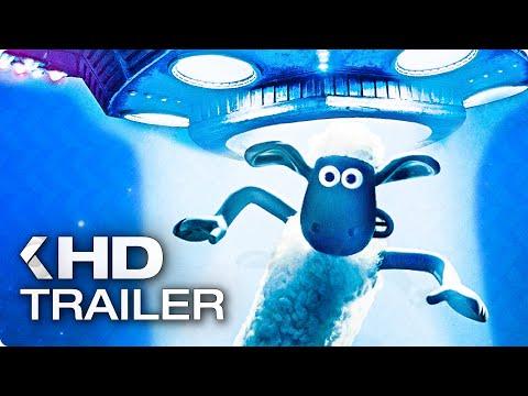 SHAUN DAS SCHAF 2: Ufo-Alarm Teaser Trailer German Deutsch (2019)