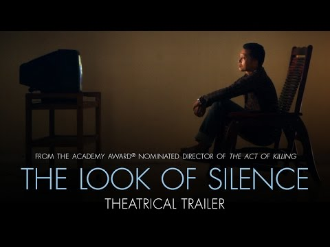 THE LOOK OF SILENCE [Theatrical trailer] - In theaters now