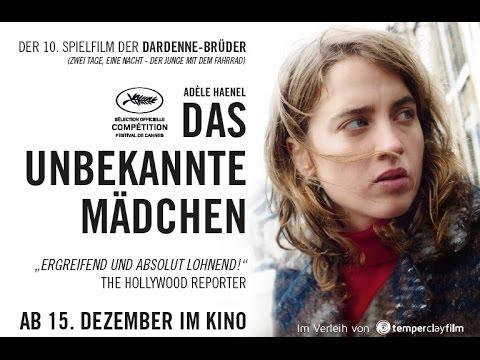 DAS UNBEKANNTE MÄDCHEN - OmU Trailer