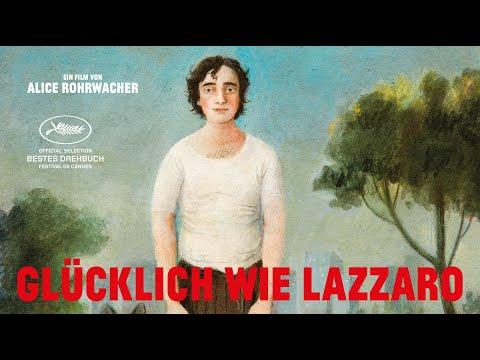 Glücklich wie Lazzaro (Offizieller Trailer OmU) – Lazzaro felice