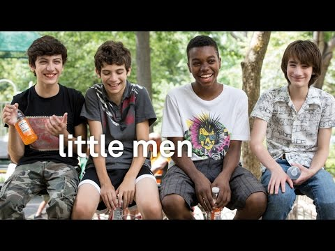 Little Men Trailer Deutsch | German [HD]