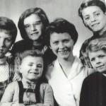 Schönemann mit Schwestern
