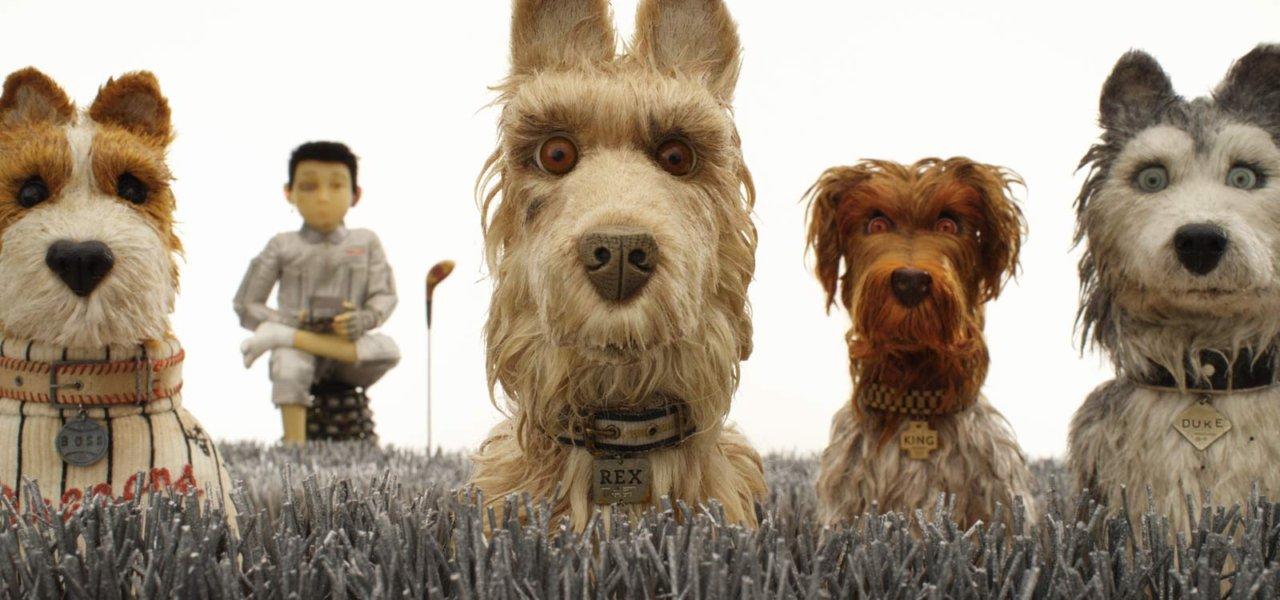 Isle Of Dogs Kino