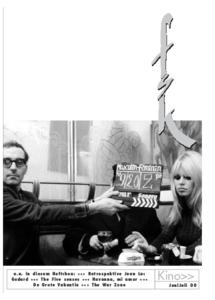 Retrospektive Jean LucGodard +++ The Five senses +++ Havanna, mi amor +++De Grote Vakantie +++ The War Zone