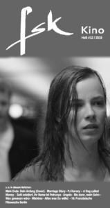 Mein Ende. Dein Anfang (Cover) · Marriage Story · PJ Harvey – A Dog calledMoney · Gott existiert, ihr Name ist Petrunya · Angelo · Bis dann, mein Sohn ·Was gewesen wäre · Mishima · Alles was Du willst · 1 9. Französische Filmwoche Berlin