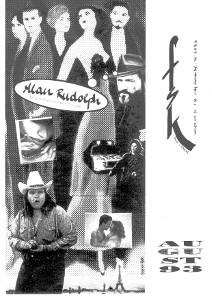 Equinox+sieben weitere Filme von Alan Rudolph·Arpad Sopsis' Video Blues