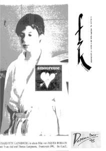 Gainsbourg-Doillon: Amoureuse·Seidl: Mit Verlust ist zu rechnen·Der geflüsterte Film·2xHal Hartley